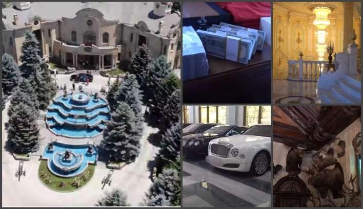 Գագիկ Ծառուկյանի շքեղ բնակարանն ու մի քանի տասնյակ մեքենաները (լուսանկարներ)